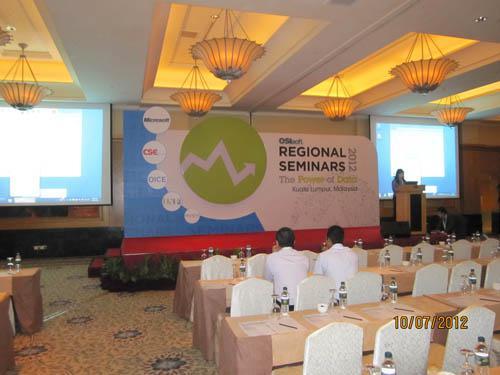 OSISoft Regional Seminar2