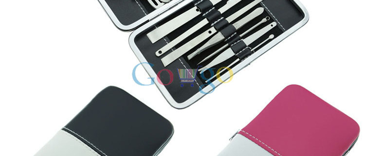 12PCS-Lot-Manicure-Set-Stainless-Steel-Pedicure-Set-Nail-Scissors-Nail-Clippers-Kit-2-Colors-Available