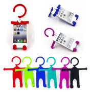 Flexible-Bendable-Holder-Silicon-mobile-phone-hanger-for-most-smart-cellphones