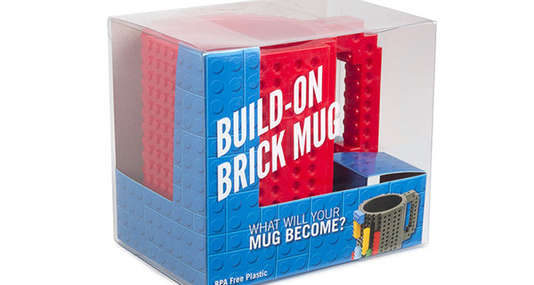 Free-Shipping-1Piece-Build-On-Brick-Mug-Lego-Type-Building-Blocks-Coffee-Cup-DIY-Block-Puzzle